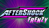 aftershock frenzy slot logo