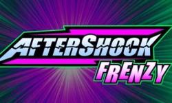 aftershock frenzy slot logo