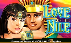 Love on the Nile Slots