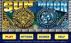 Sun And Moon Casino Slot Game