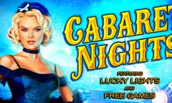 cabaret nights slot online