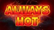 a hot