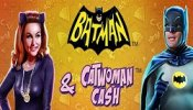 Batman and the Catwoman Cash