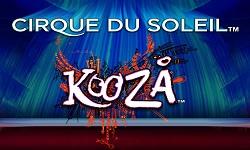 Cirque du Soleil Kooza