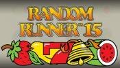 random runner 15