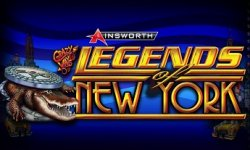 Legends of New York logo