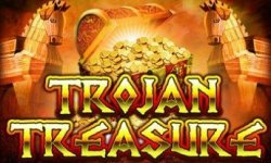 Trojan Treasure logo