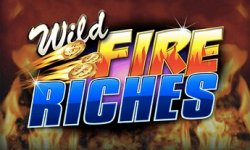 Wild Fire Riches logo