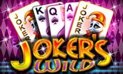 jokers wild video poker free