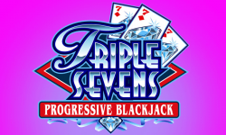 triple sevens blackjack free