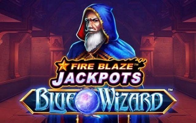 Blue Wizard Slots