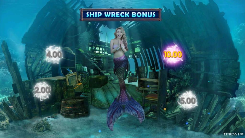 Ship Wreck Bonus