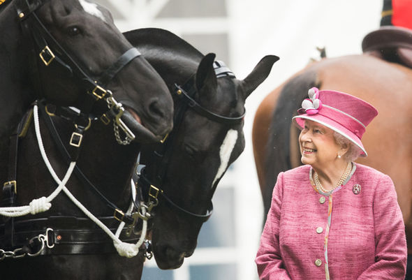 Queen Elizabeth Gambling