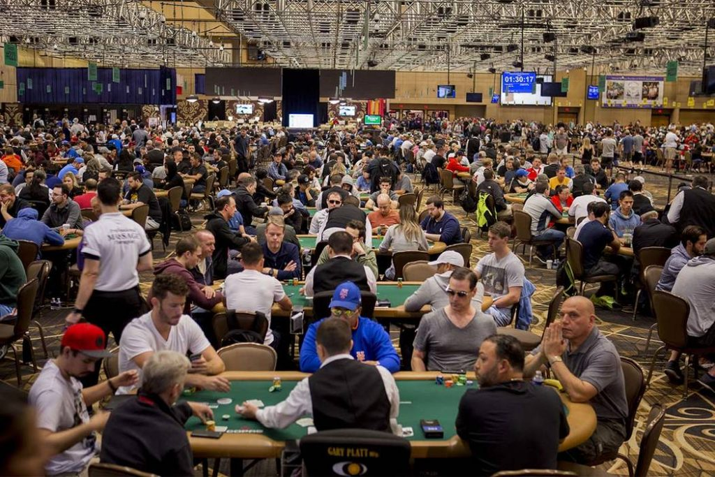 World Series of Poker at the Rio