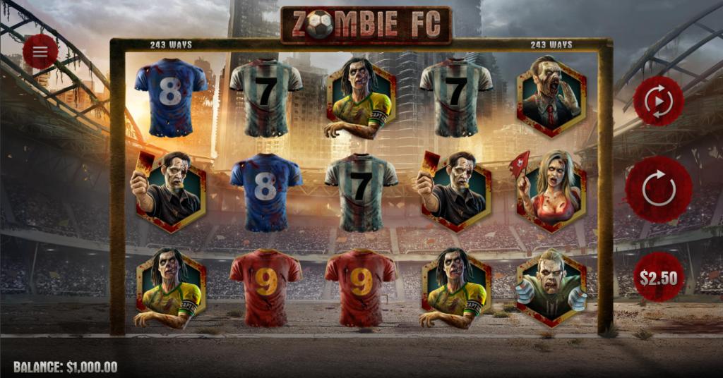 Zombie FC Main Game