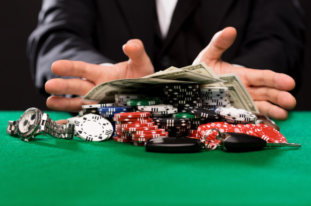 Gambling without a strategy