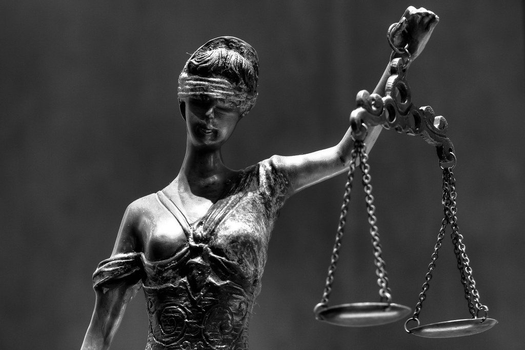 DOJ Wire Act Blind Justice
