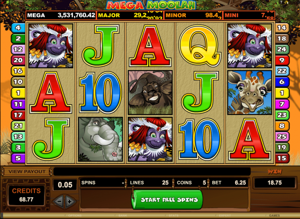 Progressive jackpot games are almost always high variance.
