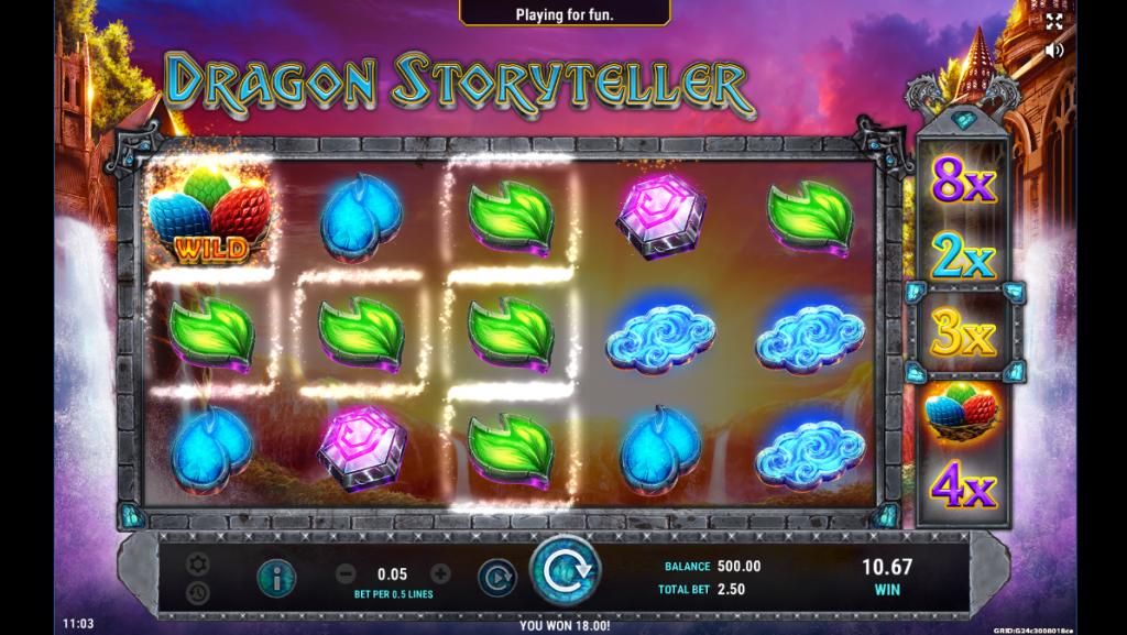 Dragon Storyteller Main Game
