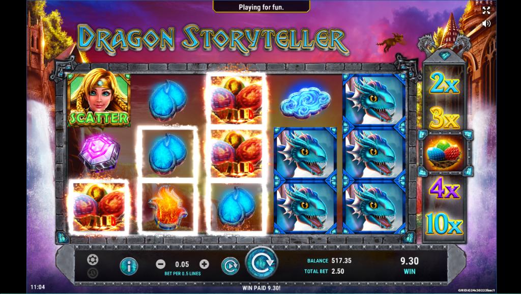 Dragon Storyteller Win