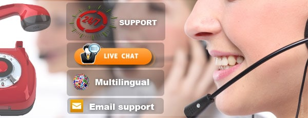 Online Casino Customer Support