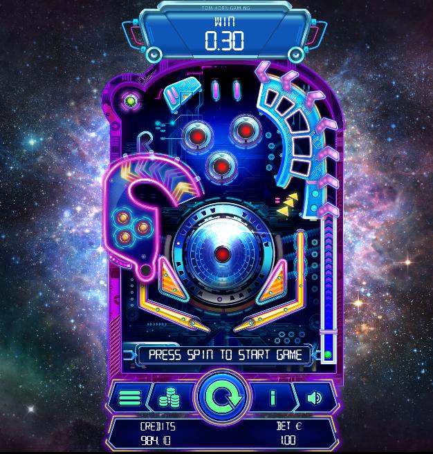 Spinball Main Game