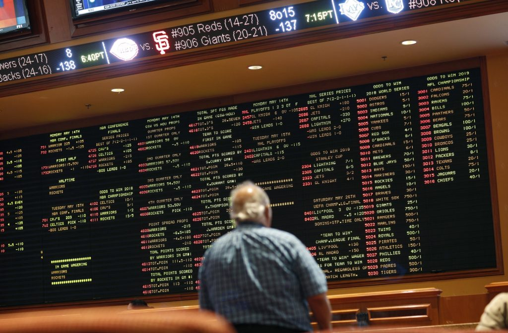 Sports Betting in Maryland