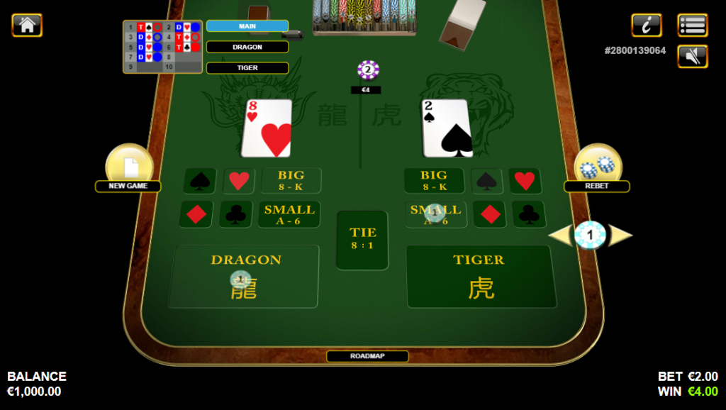 Dragon Tiger Main Game - Best Online Casinos