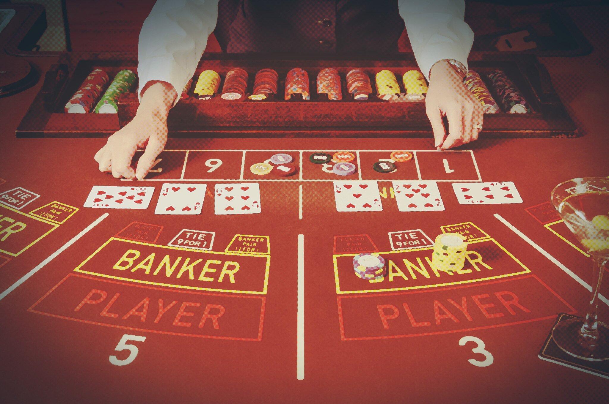 midi baccarat vs mini baccarat betting
