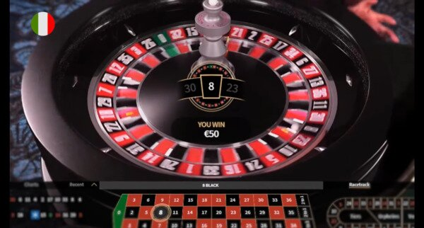 NetEnt Roulette - Spin Palace Live Casino