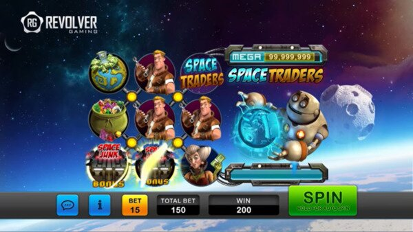 Space Traders Slots Bodog Casino