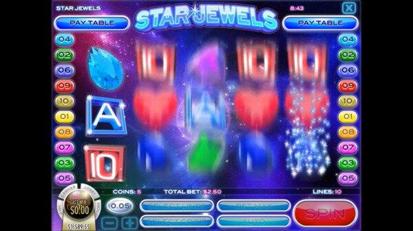 Star Jewels Slots Joe Fortune