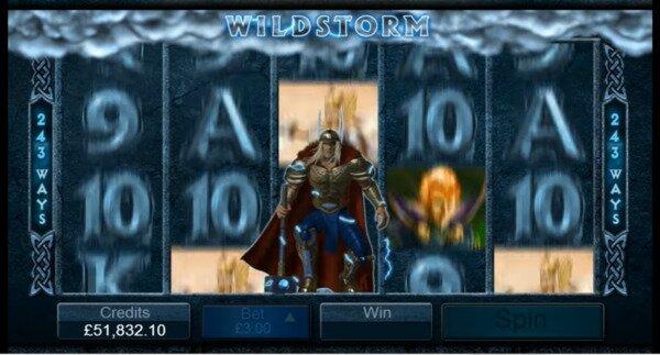 Thunderstruck II Slots Microgaming Spin Palace