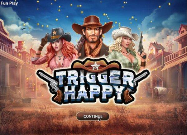 Trigger Happy Slots - Planet 7 Oz