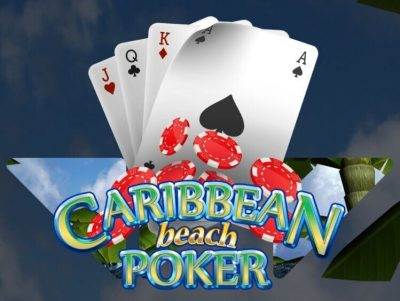 Caribbean Beach Poker Game